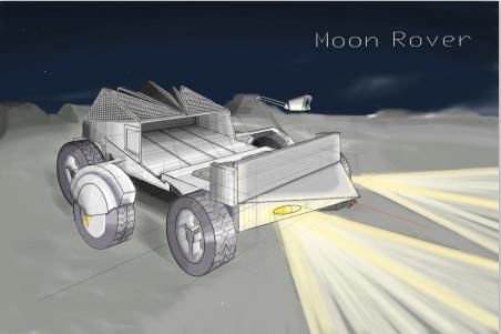 """""""深空探测,创新引领""""月球车创意设计大赛 报名初赛火热进行中"""
